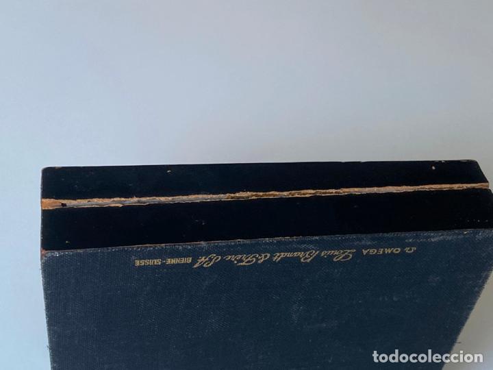 Relojes - Omega: estuche de reloj omega , antiguo y original , vacío . - Foto 4 - 216594748