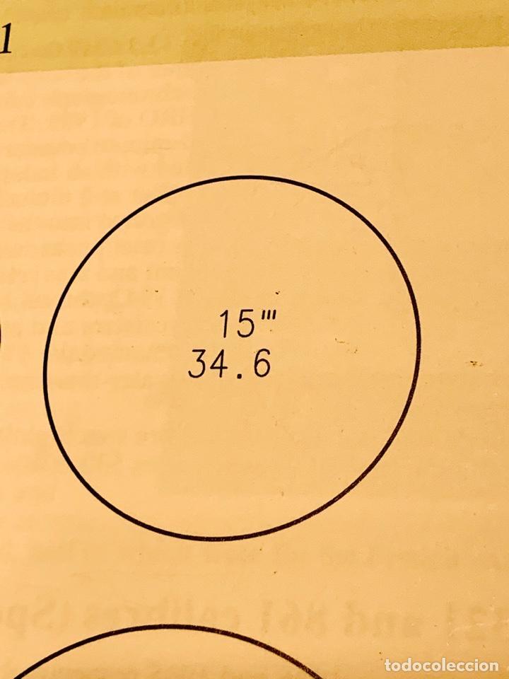 Relojes - Omega: Reloj Omega Caja Oro 18kt / Armis Plaqué Oro. Cal.30T2. 35mm. 15 Jewels. Box. 1944. Funcionando MBE - Foto 40 - 201109701
