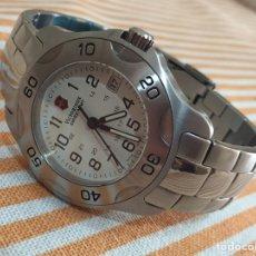 Relojes - Omega: RELOJ VICTORINOX ACERO ORIGINAL SIN ESTRENAR. Lote 218018805