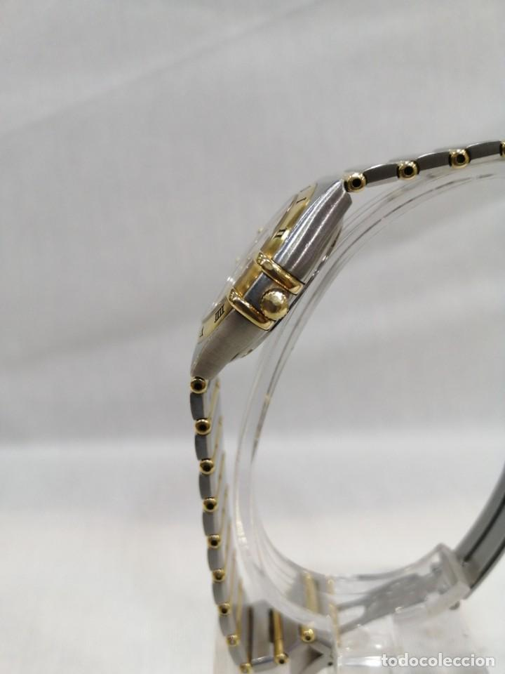 Relojes - Omega: Reloj Omega constellation Dama acero y oro ref 6554/863 - Foto 4 - 218766573