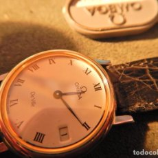 Relojes - Omega: RELOJ OMEGA DEVILLE SRA.. Lote 219719485