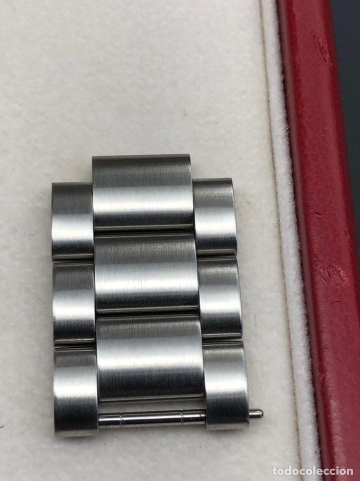 Relojes - Omega: Caja reloj OMEGA con eslabones de correa / Relacionado rolex longines cartier hublot iwc - Foto 5 - 221512986