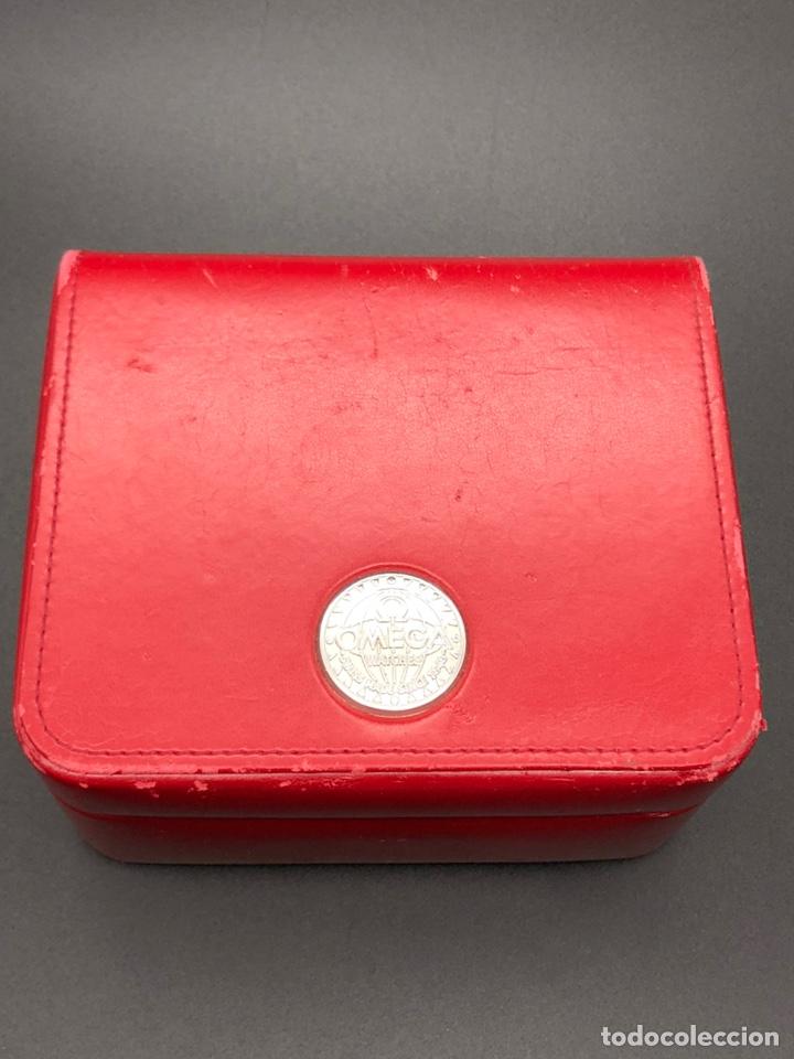 Relojes - Omega: Caja reloj OMEGA con eslabones de correa / Relacionado rolex longines cartier hublot iwc - Foto 11 - 221512986