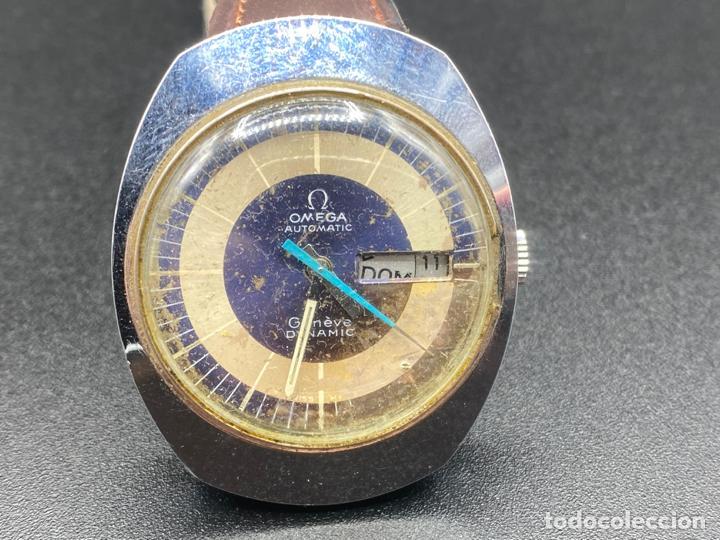 RELOJ OMEGA DYNAMIC GENÈVE , AUTOMATIC . 752 (Relojes - Relojes Actuales - Omega)