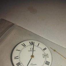 Relojes - Omega: ESFERA OMEGA EN MUY BUEN ESTADO CON MOVIMIENTO ETA PARA REPARAR O SUSTITUIR. Lote 221591341