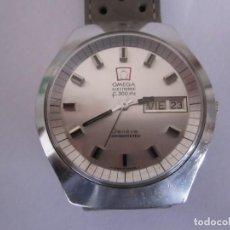 Relojes - Omega: OMEGA GENEVE ELECTRONIC F300 CHRONOMETER - AÑOS 70 - BUEN ESTADO. Lote 222017771