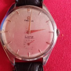 Relojes - Omega: RELOJ OMEGA 17 JEWELS ICABLOC FUNCIONA BIEN .MIDE 38MM DIAMETRO. Lote 222217308