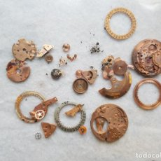 Relojes - Omega: OMEGA 565 DESPIECE DE CALIBRES Y PIEZAS CALENDARIOS Y DEMAS. Lote 222486772