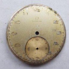 Relojes - Omega: ESFERA OMEGA 30MM PARA 30T2 O 26X PATAS BIEN. Lote 222570782