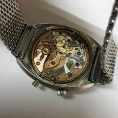 Relojes - Omega: OMEGA DRIVER CHRONOSTOP 1968 865 MOVEMENT NO FUNCIONA. Lote 222587047