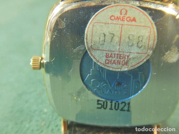 Relojes - Omega: Reloj Omega De ville., NUEVO, a estrenar. - Foto 9 - 224044480