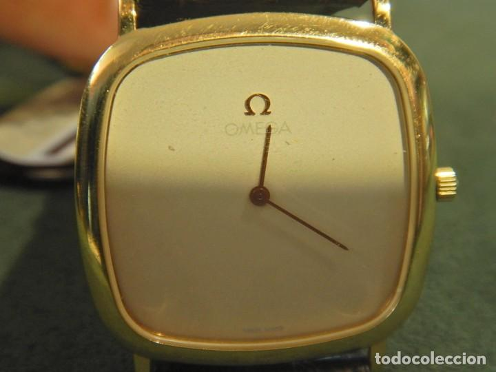 Relojes - Omega: Reloj Omega De ville., NUEVO, a estrenar. - Foto 3 - 224044480