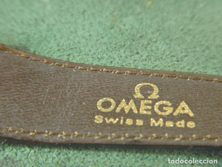 Relojes - Omega: Reloj Omega De ville., NUEVO, a estrenar. - Foto 5 - 224044480