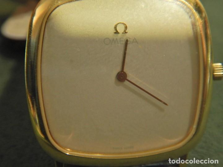 Relojes - Omega: Reloj Omega De ville., NUEVO, a estrenar. - Foto 4 - 224044480