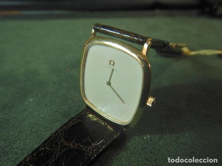 RELOJ OMEGA DE VILLE., NUEVO, A ESTRENAR. (Relojes - Relojes Actuales - Omega)