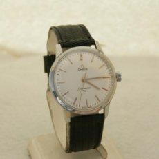 Relojes - Omega: OMEGA SEAMASTER 30 ACERO MECANICO CUERDA MANUAL CAL. 283 REVISADO 135.007. Lote 226005505