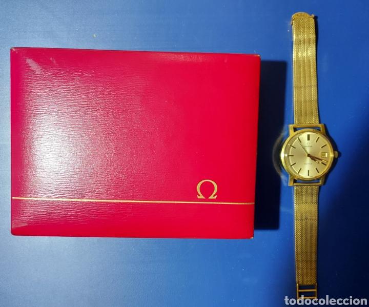 Relojes - Omega: Increible reloj Omega en oro de 18 kilates - Foto 3 - 229407330