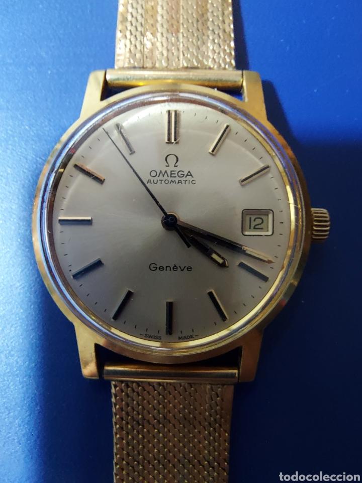 Relojes - Omega: Increible reloj Omega en oro de 18 kilates - Foto 4 - 229407330