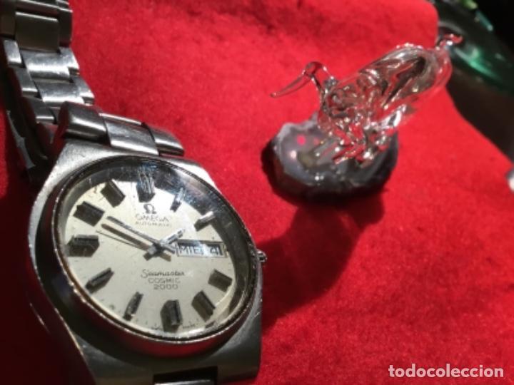 Relojes - Omega: Fabuloso Reloj Omega seamaster Cosmic automatico - Foto 2 - 231757865