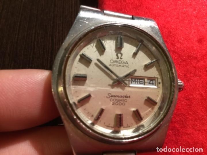 Relojes - Omega: Fabuloso Reloj Omega seamaster Cosmic automatico - Foto 8 - 231757865