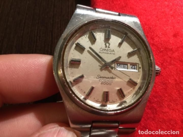 Relojes - Omega: Fabuloso Reloj Omega seamaster Cosmic automatico - Foto 9 - 231757865
