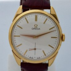 Relojes - Omega: OMEGA PLAQUÉ ORO NUEVO. Lote 232653411