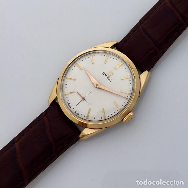 Relojes - Omega: OMEGA PLAQUÉ ORO NUEVO - Foto 2 - 233328870