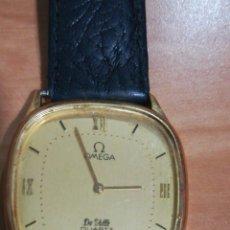 Relojes - Omega: RELOJ OMEGA DE ORO FUNCIONANDO EN SU CAJA ORIGINAL. Lote 233912360