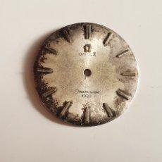 Relojes - Omega: ESFERA OMEGA SEAMASTER 600 . MIDE 30 MM DIAMETRO TAL CUAL COMO SE VE EN FOTOS. Lote 234278590
