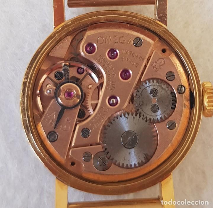 Relojes - Omega: OMEGA MECANICO DE DAMA TIPO COCKTAIL REVISADO Y RESTAURADO 511.213 CON CAJA ORIGINAL - Foto 17 - 234552075