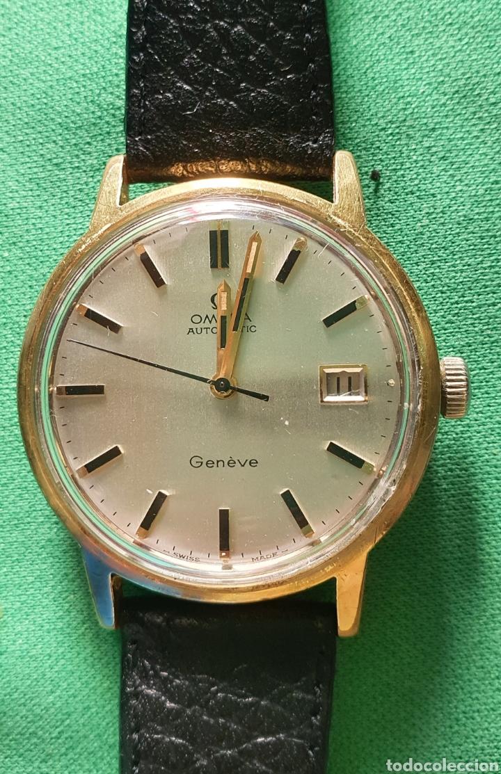 RELOJ OMEGA GENEVE AUTOMATIC FUNCIOMA.MODE 35 MM DIAMETRO (Relojes - Relojes Actuales - Omega)