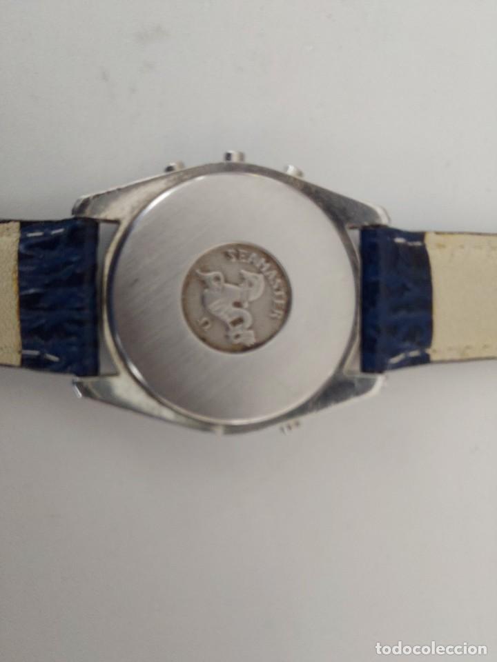 Relojes - Omega: RELOJ OMEGA SPEEDMASTER PROFESSIONAL QUARTZ CRONOGRAPH LCD - 1860004 - ALASKA IV PROTOTIPO NASA - FU - Foto 6 - 235574650