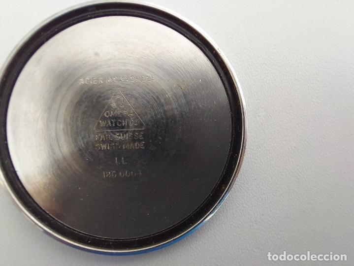 Relojes - Omega: RELOJ OMEGA SPEEDMASTER PROFESSIONAL QUARTZ CRONOGRAPH LCD - 1860004 - ALASKA IV PROTOTIPO NASA - FU - Foto 17 - 235574650