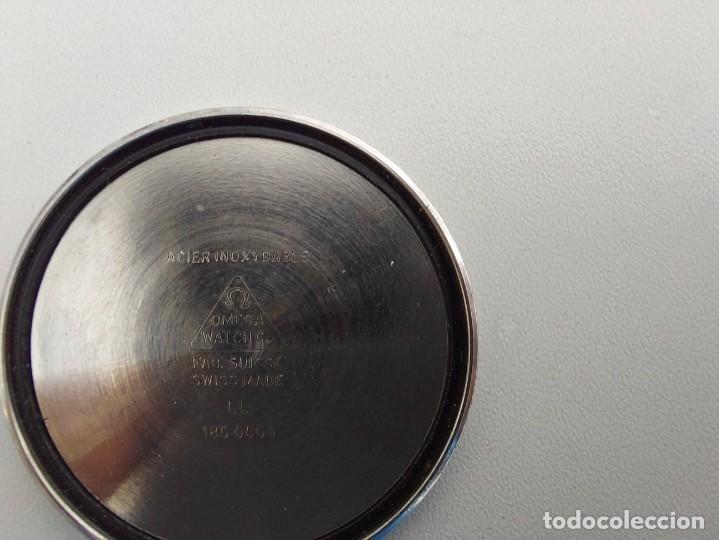 Relojes - Omega: RELOJ OMEGA SPEEDMASTER PROFESSIONAL QUARTZ CRONOGRAPH LCD - 1860004 - ALASKA IV PROTOTIPO NASA - FU - Foto 18 - 235574650