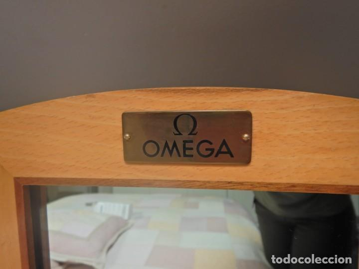 Relojes - Omega: Espejo reloj Omega - Foto 3 - 237677195