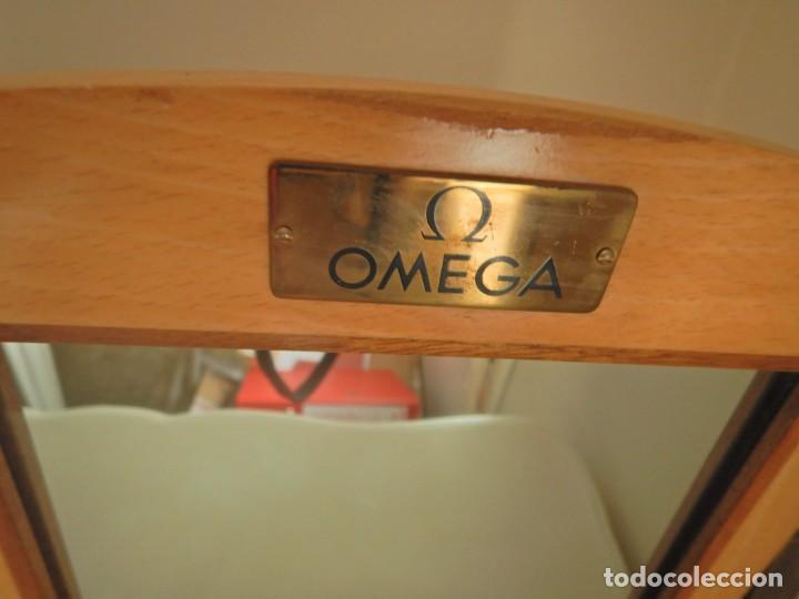 Relojes - Omega: Espejo reloj Omega - Foto 4 - 237677195