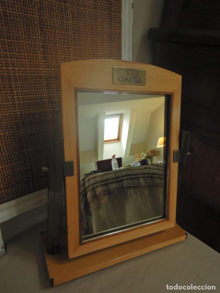 Relojes - Omega: Espejo reloj Omega - Foto 5 - 237677195