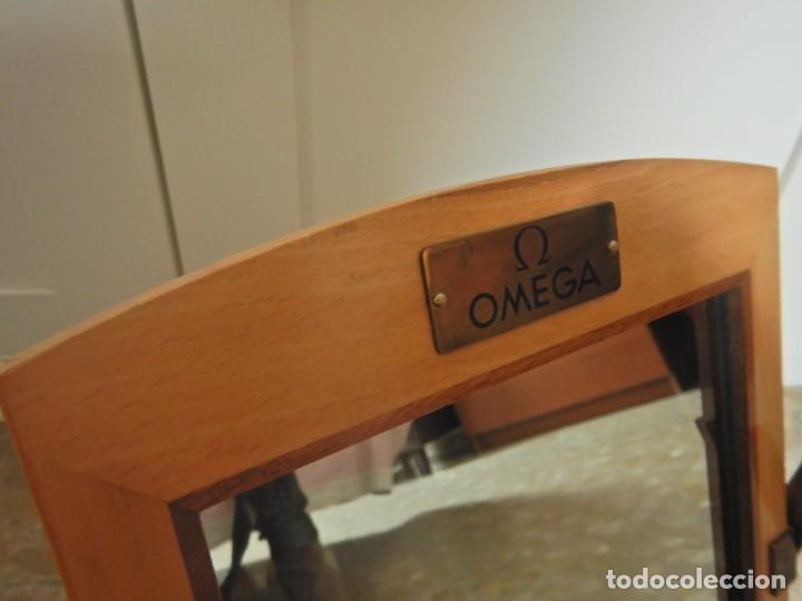 Relojes - Omega: Espejo reloj Omega - Foto 9 - 237677195