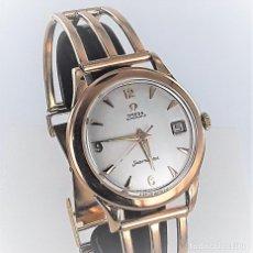 Relojes - Omega: OMEGA ORO 18 K AUTOMATICO ARMIS DE VERANO 503. Lote 239672375