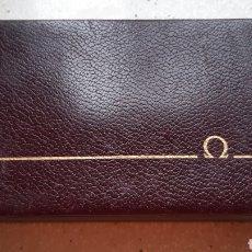 Relojes - Omega: CAJA RELOJ OMEGA - LOEWE. Lote 240035555
