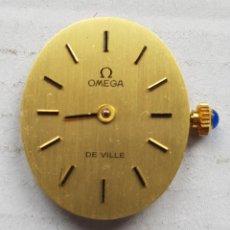 Relojes - Omega: OMEGA CALIBRE 625 + ESFERA Y TIJA CORONA MANUFACTURA. Lote 240881825