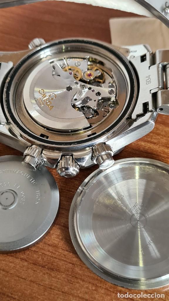 Relojes - Omega: Reloj caballero OMEGA Seamaster professional 300m, esfera negra, calendario, bisel giratorio. - Foto 18 - 243444865
