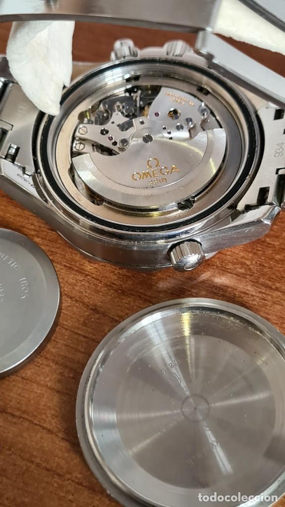 Relojes - Omega: Reloj caballero OMEGA Seamaster professional 300m, esfera negra, calendario, bisel giratorio. - Foto 22 - 243444865