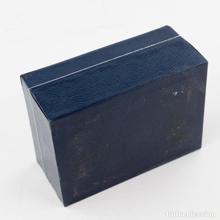 Relojes - Omega: Caja de reloj Omega. 14x10x6,5cm - Foto 2 - 243570390