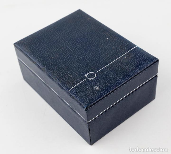 Relojes - Omega: Caja de reloj Omega. 14x10x6,5cm - Foto 4 - 243570390