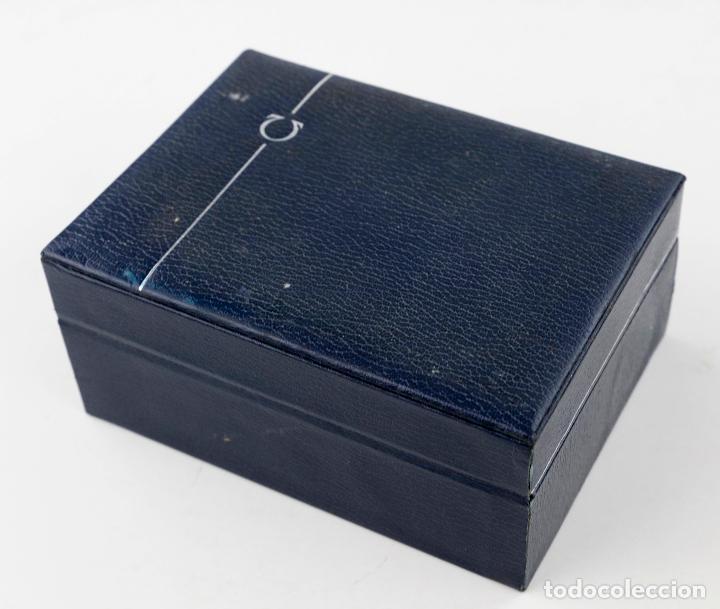 Relojes - Omega: Caja de reloj Omega. 14x10x6,5cm - Foto 5 - 243570390