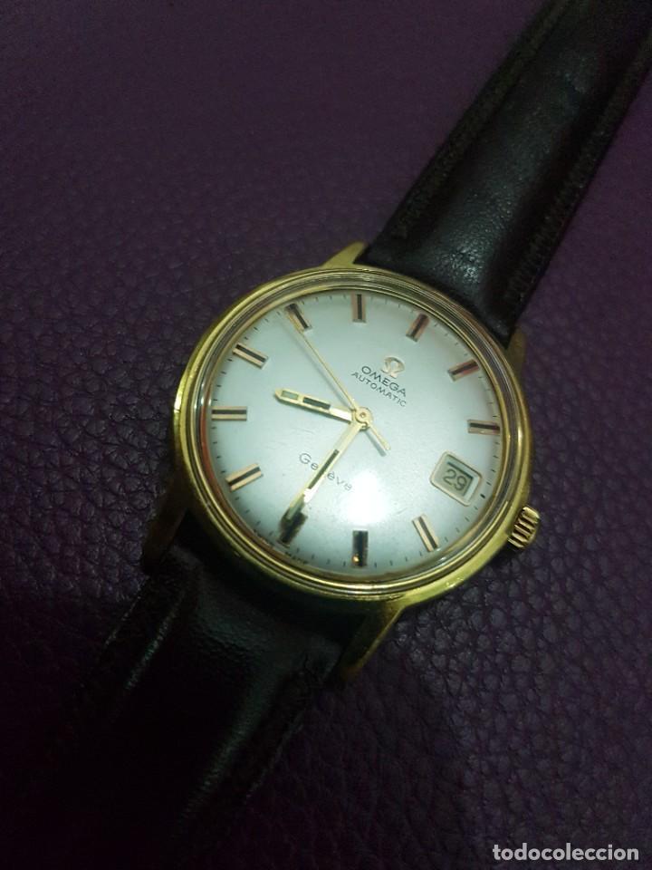 OMEGA GENEVE CALIBRE 565 (Relojes - Relojes Actuales - Omega)
