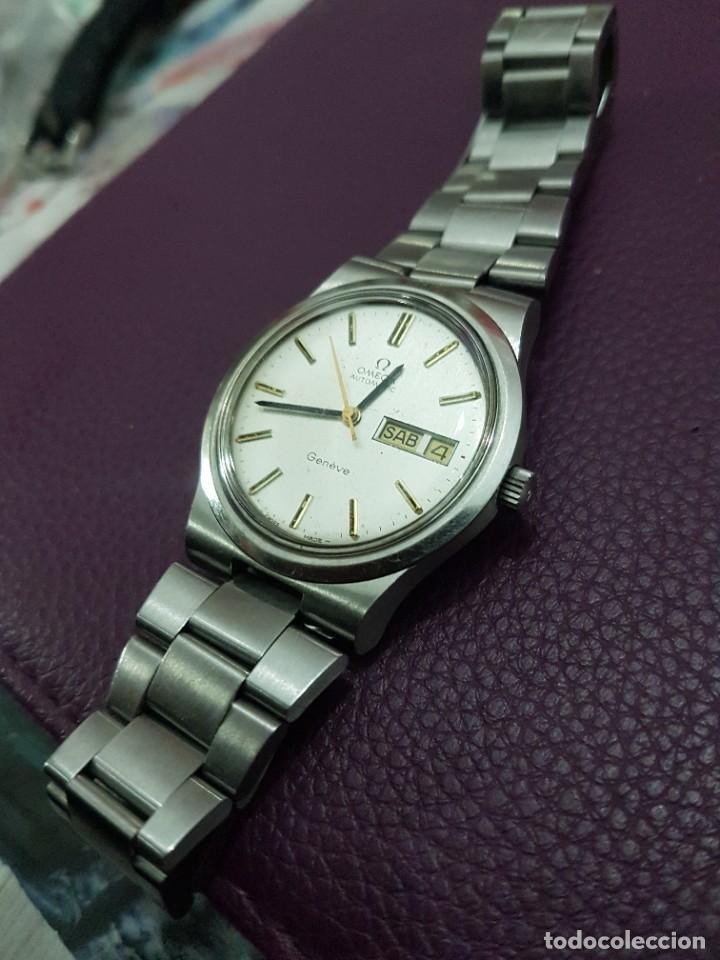 Relojes - Omega: Omega geneve calibre 1022 - Foto 6 - 243655555
