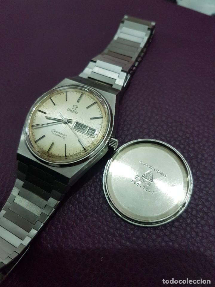 Relojes - Omega: Omega seamaster calibre 1020 - Foto 2 - 243656935