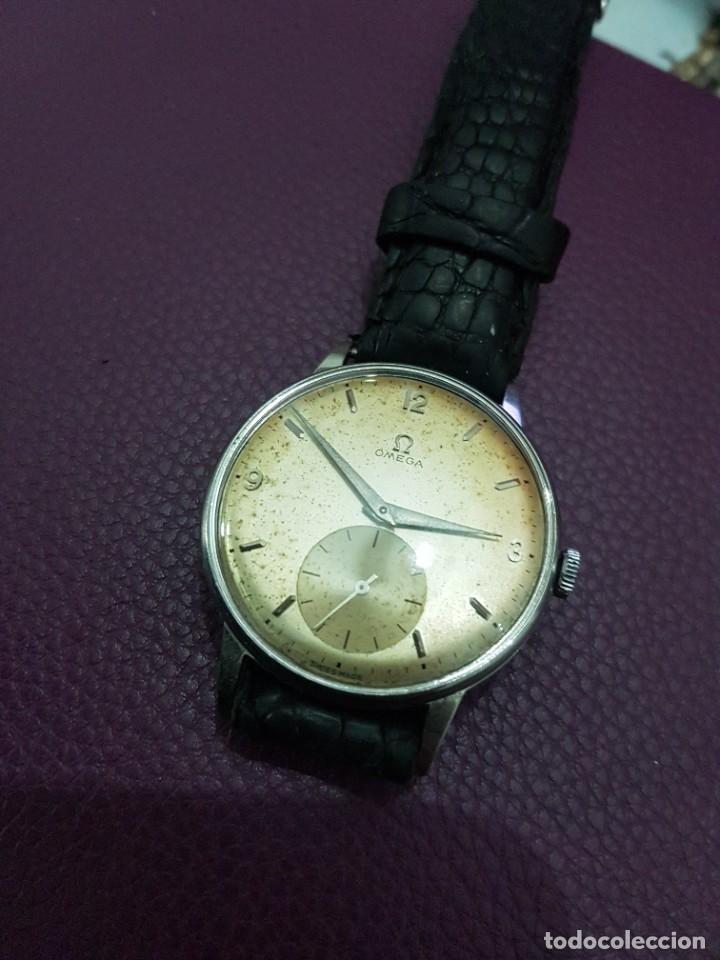 OMEGA JUMBO VINTAGE CALIBRE 266 (Relojes - Relojes Actuales - Omega)